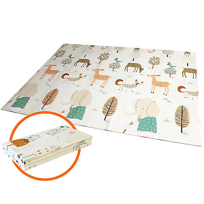 Baby Play Mat Folding Baby Care XPE Playmat Baby Mat for Floor Crawl Mat for or