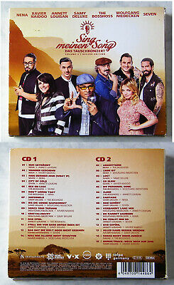 SING MEINEN SONG Das Tauschkonzert Volume 3 . Deluxe Edition 2-CD-Box TOP