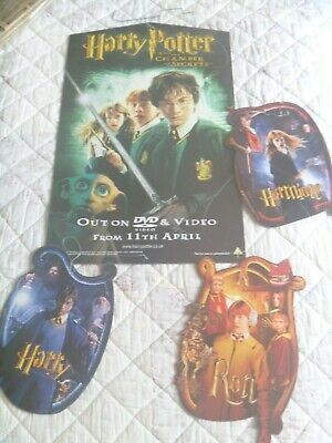 Harry Potter And The Chamber Of Secrets Advertising Mobile 2002