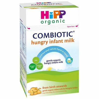 Hipp Organic Combiotic® Hungry Infant Milk Birth Onwards 800g Certified Organic