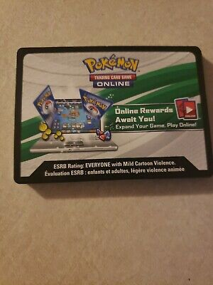 Pokemon 20× Tcg Online Codes Mixed lot/ Messaged Fast