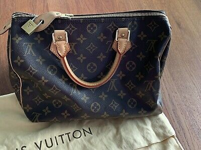 8b9d315a35571 ORIGINAL LOUIS VUITTON vintage mini Speedy Henkeltasche   Tasche ...