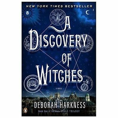 A Discovery of Witches: A Novel (All Souls Trilogy) by Harkness, Deborah