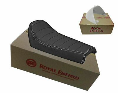 New Single Seat Cowl White for Royal Enfield GT Continental 650cc GEc