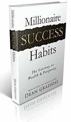 Millionaire Success Habits by Dean Graziosi (E-book) {PDF}⚡Fast Delivery(10s)⚡