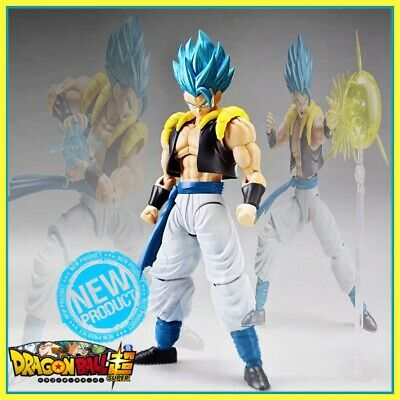 IN STOCK Bandai S.H.Figuarts Dragon Ball Z BROLY SUPER SAIYAN GOD SSGSS GOGETA