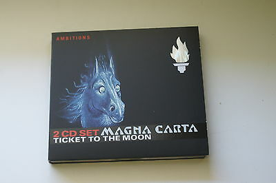 Magna Carta ‎– Ticket To The Moon(2CD)[M]
