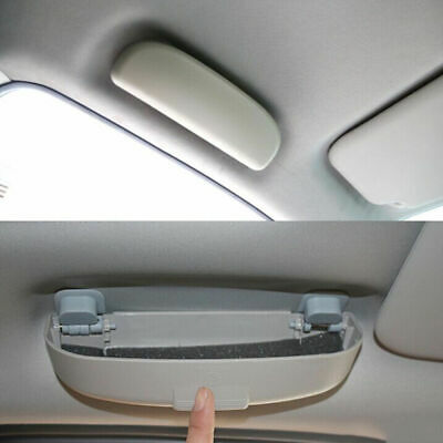 Interior Car Glasses Case Light Barrier Accessories Sunglasses Holder Universal