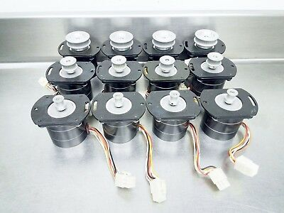 Lot of 12 Vexta Oriental Stepper Motors PH266-E1.2-C19, 6VDC 1.2A, 2-Phase, 1.8°