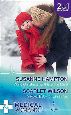2 IN 1 White Christmas for the Single Mum / A Royal Baby For Christmas A11 LL316