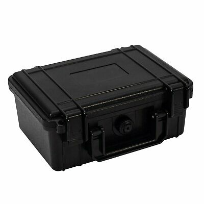 Hard Plastic Storage Case Shockproof Waterproof Outdoor Container Carry Box UK