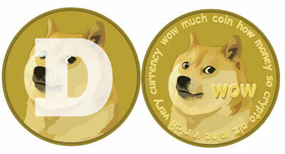 250 Dogecoin(DOGE) CRYPTO MINING CONTRACT ( 250 DOGE ) - Top30