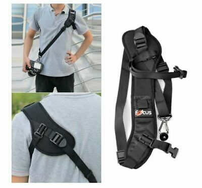 Focus F-1 Quick Rapid Sling Belt Neck Shoulder Strap For DSLR SLR Camera PRO