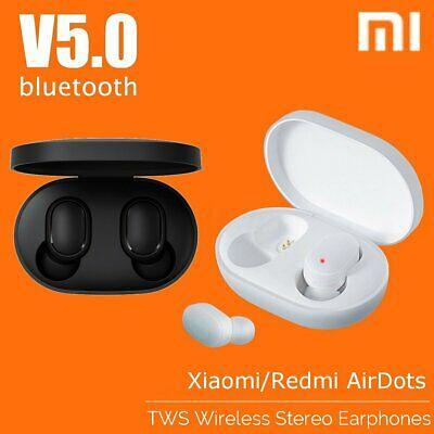 Original Xiaomi Mi Airdots BT5.0 Wireless TWS Earbuds Stereo Headphone Earphones