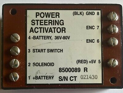 Hyster Electric (CB) Truck Power Steering Activator Module: 204837
