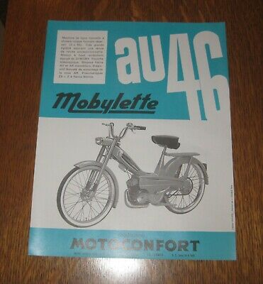 catalogue motoconfort au46