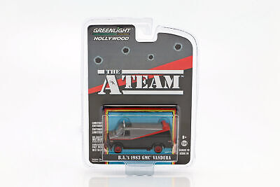 B.A.'s GMC Vandura 1983 TV-Serie das A-Team (1983-87) 1:64 Greenlight