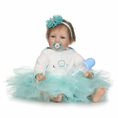 22'' Real Looking Realistic Lifelike Reborn Toddler Doll Baby Girl Presents
