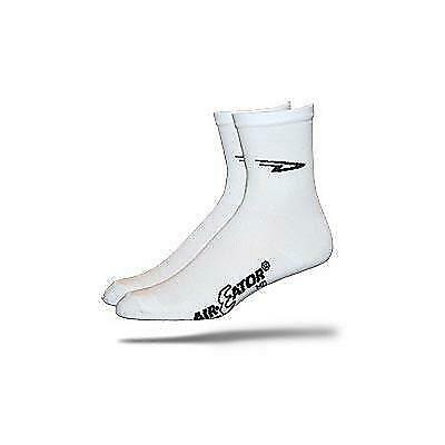 DeFeet AirEator 3in Women/'s Sugarfly Cycling//Running Socks AIRSFBK