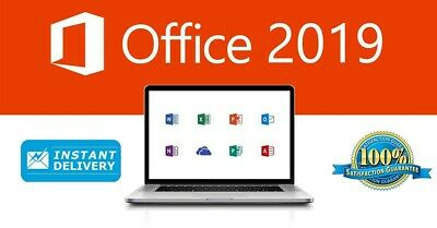 Office 365/2019 ProPlus 32/64 bit | 5 Devices | LifeTime| Instant delivery