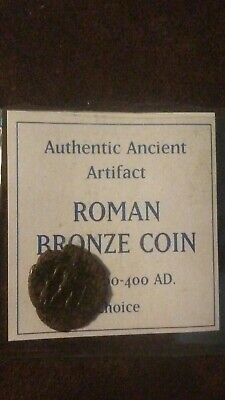 Authentic Ancient Coin Artifact