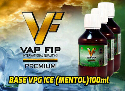 Base Ice Mentol Vapeo 100ml  + NIKOKITS ( nicotina )