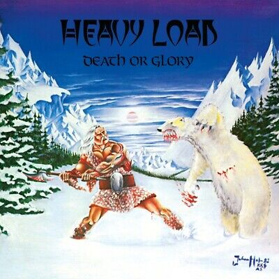 Heavy Load - Death Or Glory CD No Remorse Records NEW