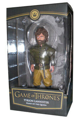 "GAME OF THRONES - Tyrion 5.75"" 'Hand of the Queen' Figure (Dark Horse) #NEW"