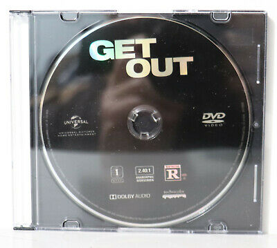 Get Out (DVD, 2017) - NEW DVD ONLY