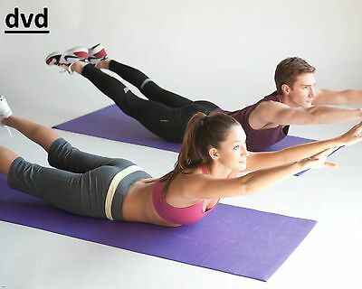 Pilates  For Beginners, EXERCISE, tone your body, teach yourself, tutorial DVD