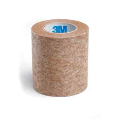 Genuine 3M Micropore TAN Surgical Tape 5cm x 9.1m - 1 ROLL