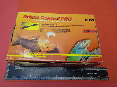Lucky Reptile bright control PRO 50W BCP-50UK LOTKRTHH