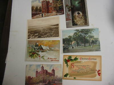 25 Older Tuck Postcard Lot