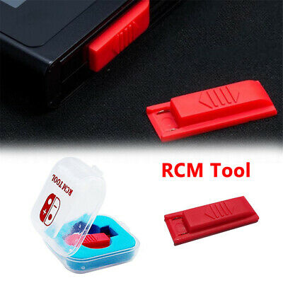 RCM Tool Clip Plastic Jig Replacement Short Circuit For Nintendo switch GBA FBA