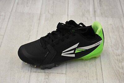 Easton Mako TPU Baseball Cleats, Men's Size 5.5, Black/Green NEW