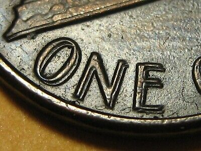 1983 P DOUBLED DIE REVERSE DDR #1 Lincoln Cent Penny    RARE ERROR! #G8422