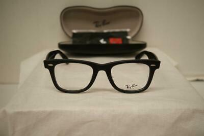 Brand New Authentic Ray-Ban RB 5266 WAYFARER Color 2477 Black Size 50mm & Case!