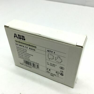 ABB 1SVR500020R0000 Multifunction Time Relay 24-240VAC 24-48VDC 0.5s-100h