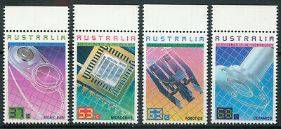 Australia 1987 Achievements in Technology set MNH unmounted mint