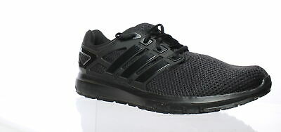 Adidas Mens Energy Cloud Black Running Shoes Size 13 (391652)