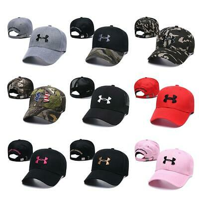 2019 Under Armour Baseball Cap Sport Adjustable Mens Womens Golf Hat One Size