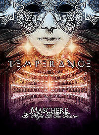 Maschere - A Night At The Theater Dvd - Temperance - Dvd DV032283