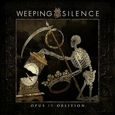 Opus Iv - Oblivion - Cd Weeping Silence - Heavy Metal Music New CD140577
