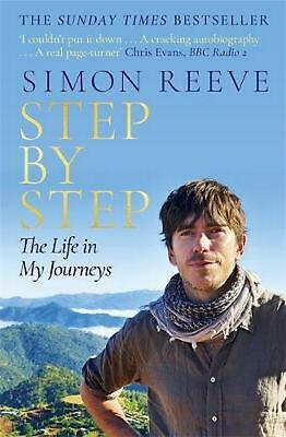 Step By Step: The Sunday Times Bestseller by Simon Reeve (English) Paperback Boo