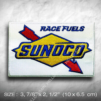 SUNOCO RACE FUEL Gasoline Vinyl Decals Sign Stickers Magnets