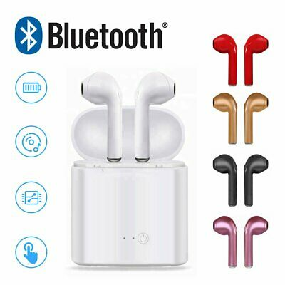 2019 Update Dual Wireless Bluetooth5.0 Noise Reduction Headset for iPhone 8 X XR
