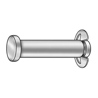 GRAINGER APPROVED 3/16x2 S.S. GROOVED CLEVIS, 15926