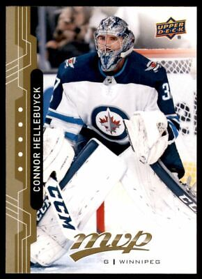 2018-19 Upper Deck MVP #162 Connor Hellebuyck