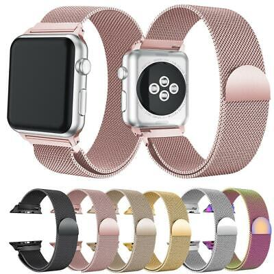 Milanese Loop Strap Watch Band for Apple Watch Series 5 Series 4 40MM/44MM