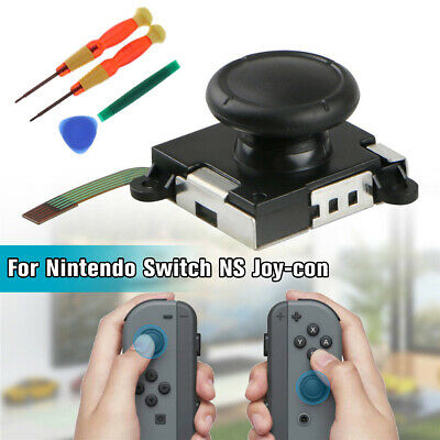 Replacement 3D Analog Joystick Thumb Stick For Nintendo Switch NS Joy-Con